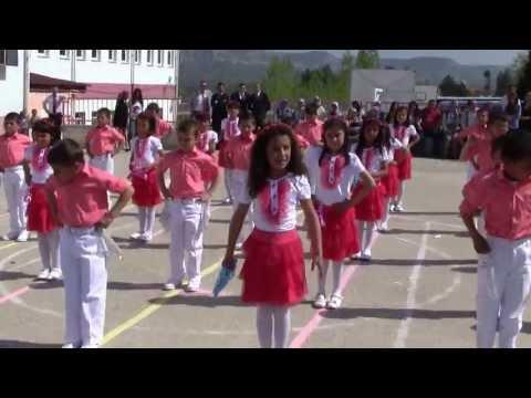 YENİŞEHİR - UŞAK - 23 NİSAN - Penguen Dansı - Vay Halime