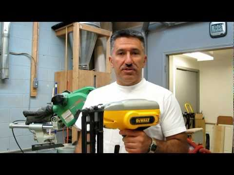 The Best Dewalt Cordless nail gun