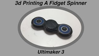 Making A Basic Fidget Spinner