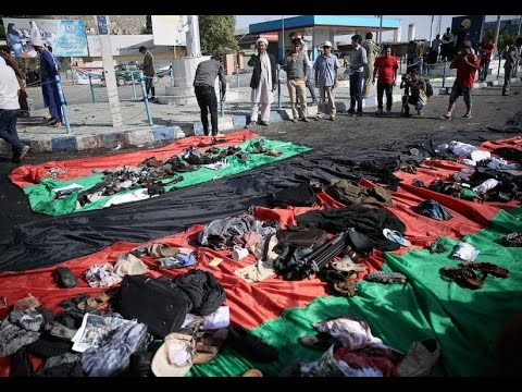 Death toll in Kabul suicide attack climbs to over 80