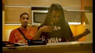 Lil Dude feat Fenix Flexin of Shoreline Mafia - Hundred Band Jug (Official Music Video)