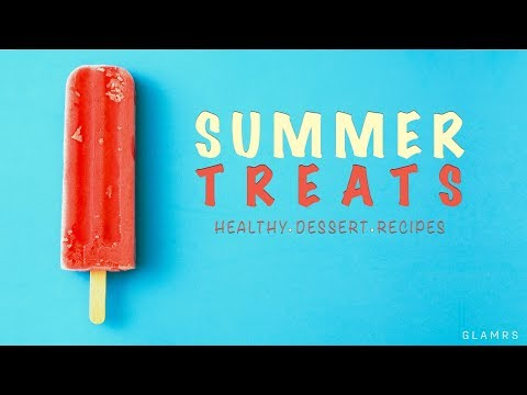 Healthy Summer Treat: Easy Homemade Dessert Recipes
