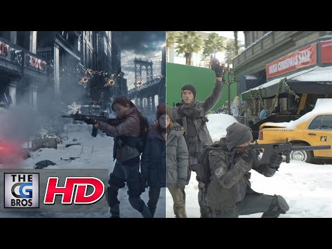 """CGI & VFX Breakdowns HD:  """"UBISOFT -Tom Clancy's The Division"""" - by Digital District"""