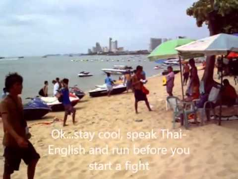 Jet Ski Scams in Pattaya continue - Since years Pattaya´s Government has changed nothing