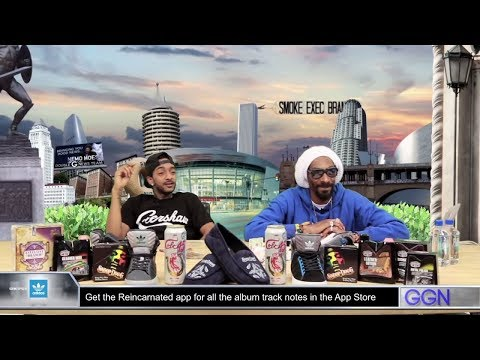 Snoop Dogg's GGN News Network Feat. Nipsey Hussle (Batman vs Superman, West Coast Unity & More)