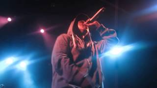 Hopsin at El Rey Theatre in Hollywood - The Fiends Are Knocking