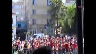 Galatasaray Maçı Öncesi Gaziantep karıştı! Büyük olaylar!