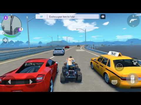 Gangstar New Orleans - Explore the world - Gameplay - iOS/Android
