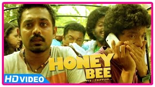 Honey Bee - Honey Bee Malayalam Movie | Malayalam Movie | Asif Ali | and Friends Fight with Rowdies | 1080P HD