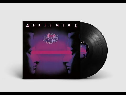 April Wine - Let Yourself Go
