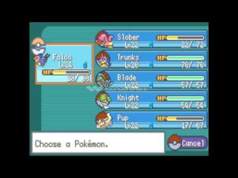 Pokemon Sienna (beta 3.1) - Pokemon Sienna Walkthrough Part 8 - User video