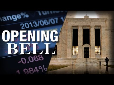 Federal Reserve Meeting Gets Underway, U.S. Stocks Open Lower
