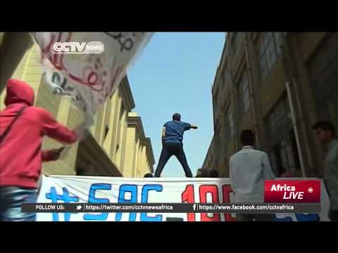 Morsi supporters clash with Egyptian police