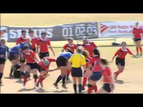 Atlanta Harlequins vs. Oregon Sports Union - 2012 USA Rugby Women's D1 Senior Club Championship
