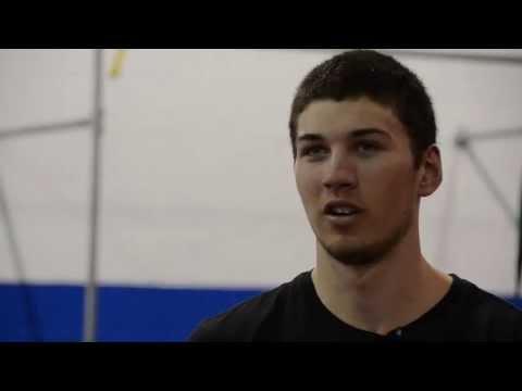 CrossFit - College-Bound Rower: Ryan O'Rourke