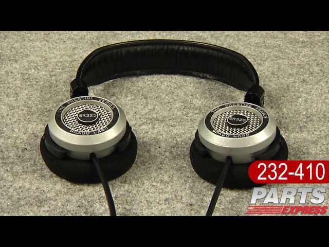 Grado Prestige Series SR325i Headphones