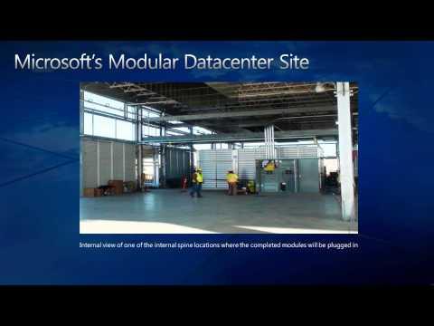 Microsoft Modular Datacenter
