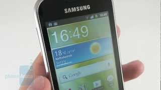 Samsung Galaxy mini 2 Review