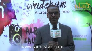 DR  Aru Sandanam At Virutchum Album Launch