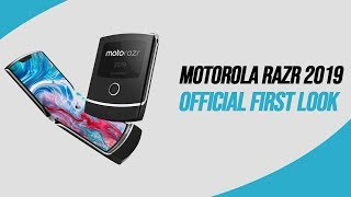 Motorola Razr 2019 (V4) OFFICIAL FIRST LOOK!!!