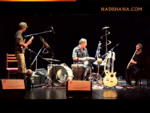 "Nadishana Trio ""Nine-Hole Doctrine"", Live at Ethno-Jazz Festival'09 Chisinau."