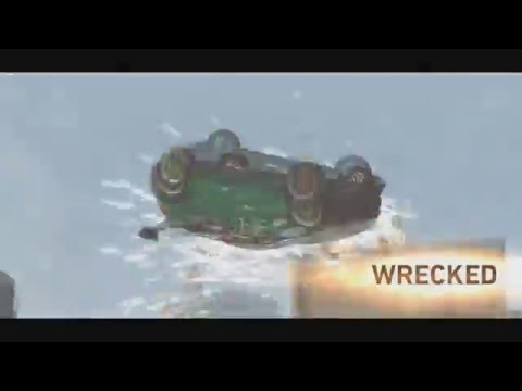 Need For Speed: No Limits Big Airtime And Some Wrecks Compilation.