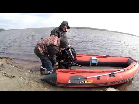 видео сборка лодки солар 380