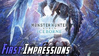 Del's Monster Hunter World: ICEBORNE [BETA Impressions]