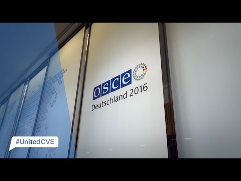 OSCE Counter-Terrorism conference, Berlin 2016