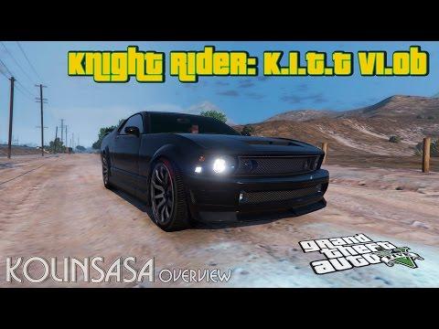 Knight rider v1.0b