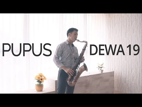 Pupus ( Dewa ) -  saxophone cover by Desmond Amos