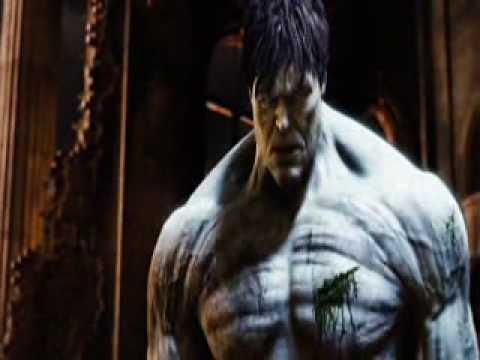 The incredible Hulk Ultimate Rage MV