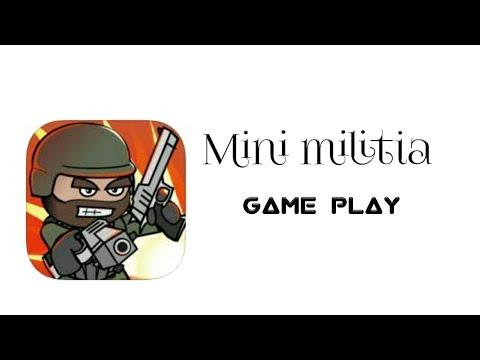 Mini Militia Game Play Winned Game