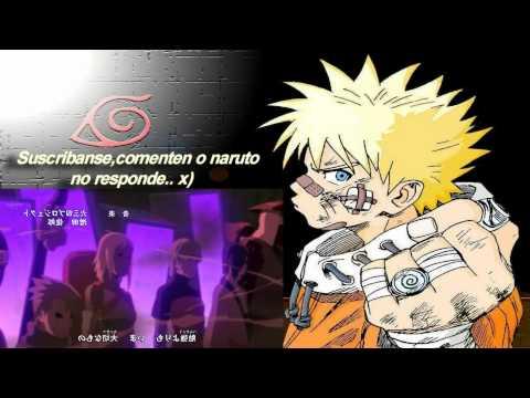 Naruto Shippuden Opening 11 Totsugeki Rock Fandub Español Latino