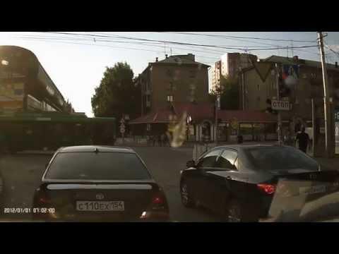 ДТП на студенческой новосибирск