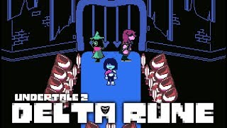 BETRAYED BY OUR FRIENDS   Delta Rune: Chapter 1 Part 3   True Pacifist Route