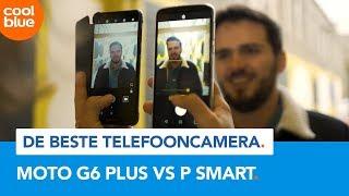 Motorola Moto G6 Plus VS Huawei P Smart - De Beste Telefooncamera