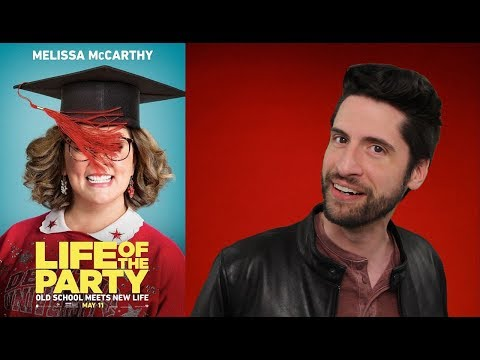 Life Of The Party - Movie Review