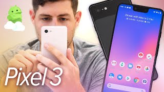 Google Pixel 3 + 3 XL hands-on: What the leaks DIDN'T tell you