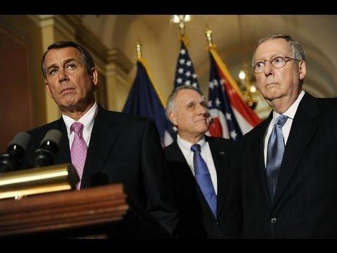 How Republicans Win On Budget Cuts