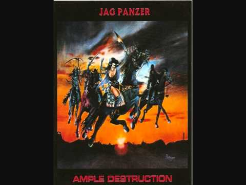 Jag Panzer - Licensed To Kill