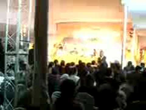 HARIHARAN singing kaash.. LIVE In chandigarh  20.12.09  by naval...