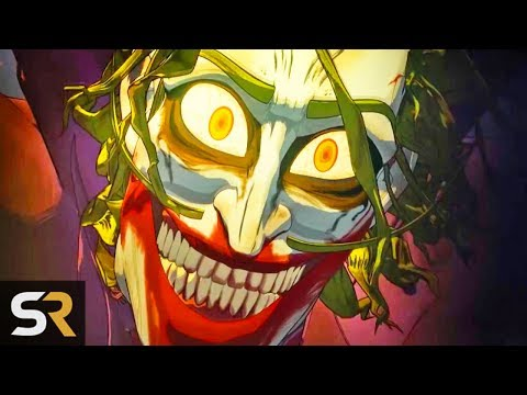 10 Alternate Versions of The Joker You Didn't Know About en streaming