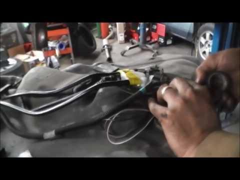 Oldsmobile  Alero Fuel Pump Replacement
