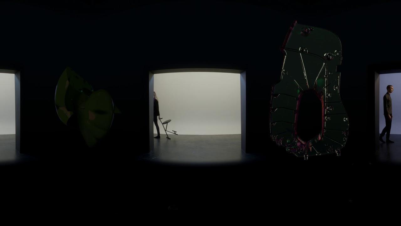 Jean-Michel Blais - Dans Ma Main (360 VR Video)