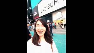 20160918 Irene Lin at 時代廣場