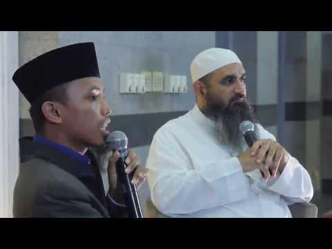 "[LIVE] Menggapai Husyuk Dalam Shalat ""Part2"" - Syaikh Malik Hussein Sya'ban"