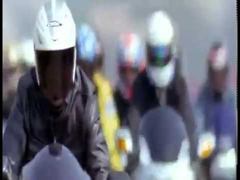 Dhoom 1 Jhon Win The Race video