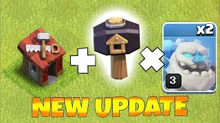 "NEW APRIL UPDATE!! ""Clash Of Clans"" Balancing and MORE!"