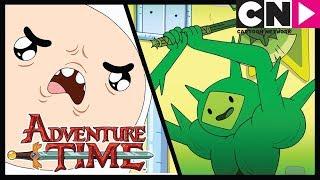 NEW Adventure Time | Finn's Birthday Surprise | Seventeen | Cartoon Network